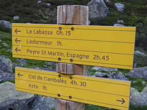 Camping Cap Pyrénées dans les Hautes-Pyrénées, randonnées dans le parc national des pyrénées