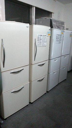 2~3名様向け大型冷蔵庫