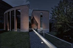 LED quadratische Bodeneinbauleuchte bis IP68