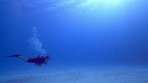 Bora Bora Matira, the most beautiful part of Bora Bora lagoon.
