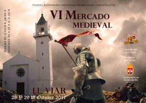 Programa del Mercado Medieval de El Viar