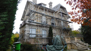 decapage facade 95 val d'oise