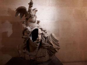 décapage par aérogommage pierre monument historique paris 75