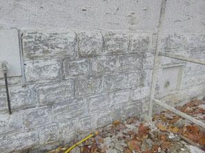 decapage par aerogommage pierre 78 yvelines