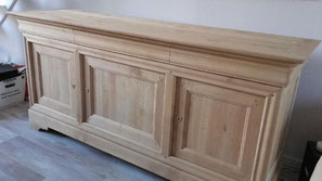 decapage buffet bois 78 yvelines