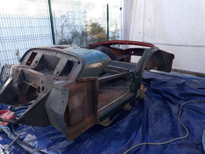 decapage voiture ancienne yvelines 78