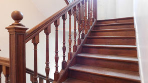 Decapage escalier 78