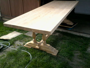 Aerogommage table 92