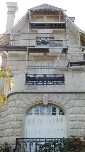 aerogommage facade 78 yvelines