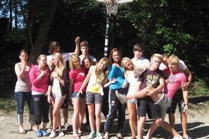 Sportcamps Holland mit Freunden, Schule, Familie oder Mannschaft!