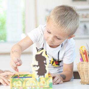 Ergotherapie Riesa Kinderheilkunde ADHS ADS Pädiatrie LRS