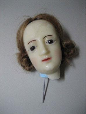 Après le fixage des pièces de la face, Atelier Bacher Tillmanns Vaud