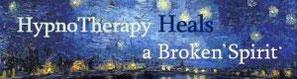 Hypnotherapy heals a broken spirit