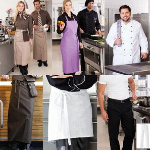 Textilien für Gastronomie und Wellness