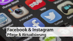Social Media - Facebook & Instagram
