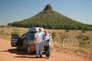 together with Dr. Richard Esteves and Eddie Esteves in Goias
