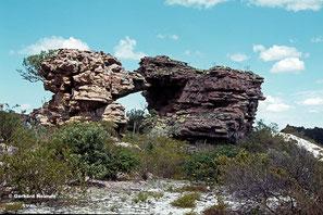 Morro de Chapeu 1979