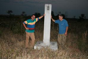 Grenze Mato Grosso do Sul/Paraguay 2007