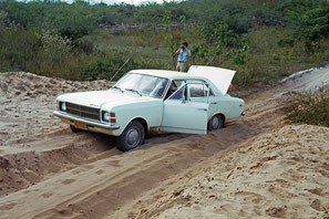 Barra do Mendes, Bahia 1979
