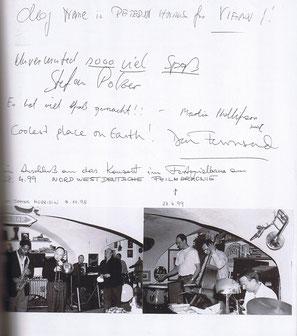 James Morrison, Stefan Polzer   (Fotos: M.Jüstel)