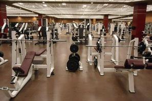 Einsatzbereich Fitnessstudio