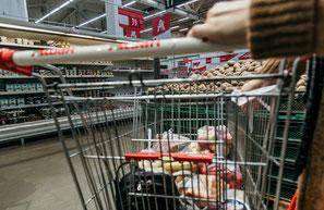Einsatzbereich Supermärkte