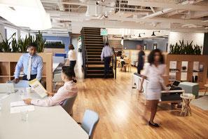 Einsatzbereich Büro und Arbeitsplatz