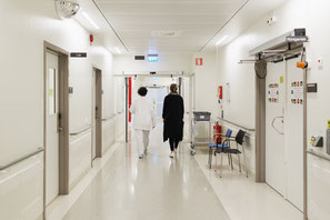 Einsatzbereich Gesundheitswesen