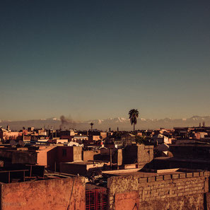 Lost my heart in Marrakech