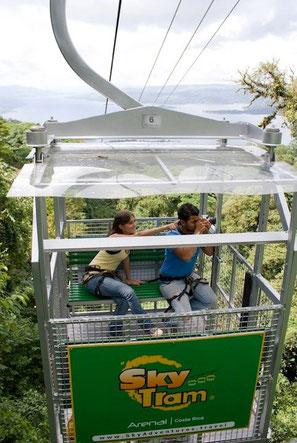 Costa Rica Sky Adventure