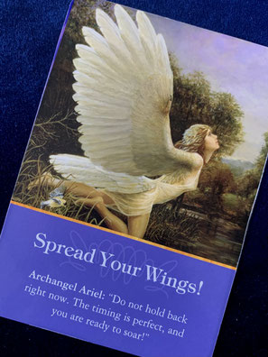 大天使アリエル~伝承、役割、メッセージ