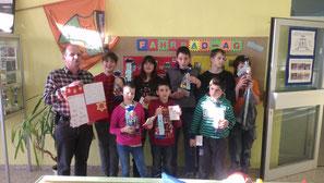Weihnachtsfeier Biedersbergschule