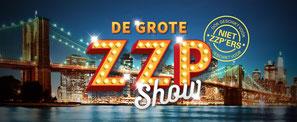 Grote ZZP Show Late Night Zelfstandigen Theater