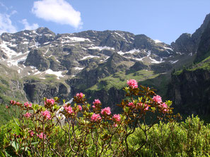 Guided trekking Pyrenees France