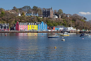 Tobermory, Isle of Mull, Mull, Insel, Schottland
