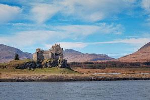 Duart Castle, Isle of Mull, Tobermory