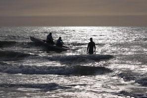 Coastal Rowing | Abenteuerrudern auf den Wellen