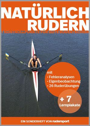 """Sonderheft """"Natürlich rudern"""" vom Rudersport-Magazin"""