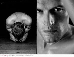 Erotische Fotos vom Mann im Fotostudio Düsseldorf