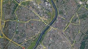 2019 Blerick-Venlo crossing area