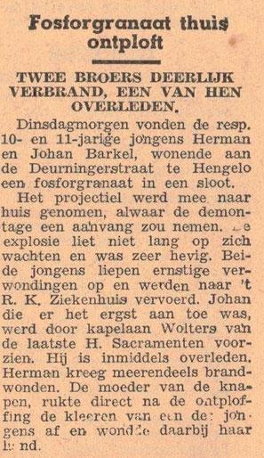 11-7-1945 Twentsche Courant
