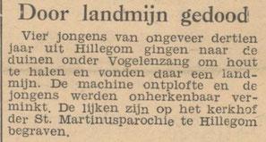 6-6-1945 Nieuwe Haarlemsche Courant