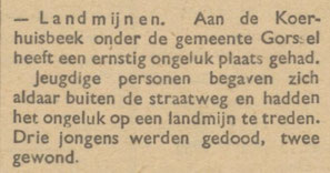 25-4-1945 Het Nieuws
