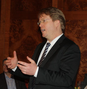 Daniel Keding, Leiter der Musikschule