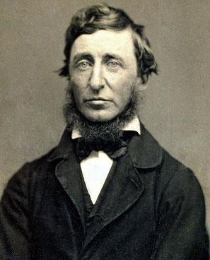 Portrait de Henry David Thoreau, Portrait par Benjamin D. Maxham, daguerréotype , juin 1856