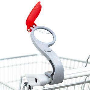 EIWAL® Einkaufswagen-Lupe Typ S
