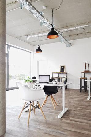 ZWO65 Coworking Trier Flex Desk