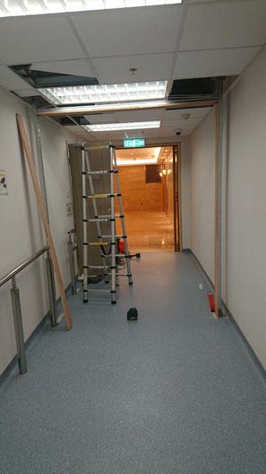 醫院安裝 2小時歐盟防火門
