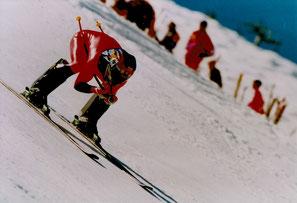Les Arcs 1996 - mit 226,99 kmh
