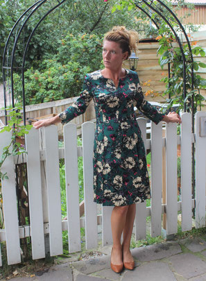 Kleid, Ellen Eisemann, Damenkleidung, Hannover, Paraphernalia